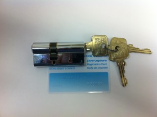 Schlüsseldienst Zylinder